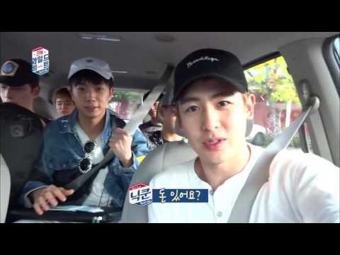 """""""프로주문러 2PM! 다이어트 중엔 제로 콜라!"""" [2PM Wildbeat] 1회"""