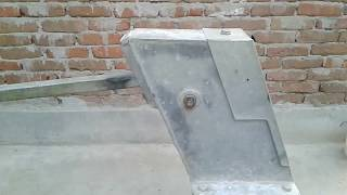 chapakal,hand pump,chapakal working procces