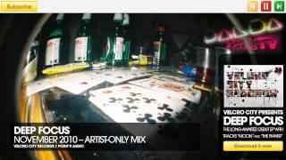 Deep Focus - Drum & Bass Mix - Panda Mix Show