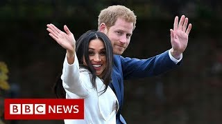 Meghan and Harry step back: 'Very clear the palace is very upset' - BBC News