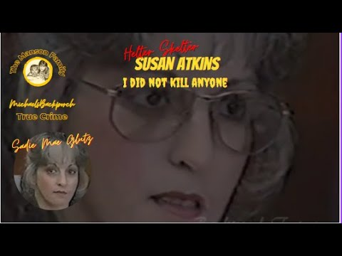 Manson Family - Susan Atkins Court Hearing (full)-popFilm
