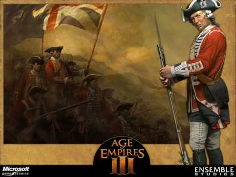 Age of Empires III Soundtrack-Get Ye Sum