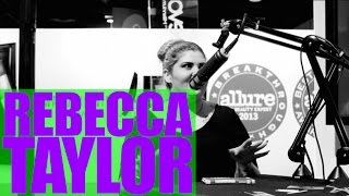 INTERVIEW - REBECCA TAYLOR Founder Hairstylists Education Forum