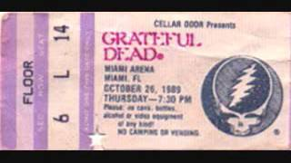 Grateful Dead - Victim or the Crime 10-26-89