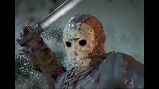 おじいちゃんがジェイソンから全力で逃げる Friday the 13th The Game ホラーゲーム実況