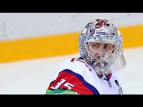 Лучшие сэйвы регулярного сезона КХЛ / KHL Top-10 Saves Of The Regular Season