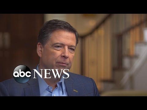 Comey thinks Donald Trump is unfit to be president