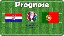 Kroatien vs Portugal 🍟 EM 2016 🍟 Achtelfinale 🍟 Fifa Prognose