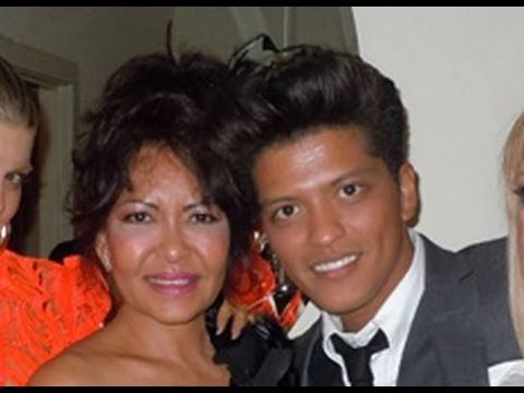 BRUNO MARS MOM DIES SUDDENLY AT 55 BRAIN ANEURYSM