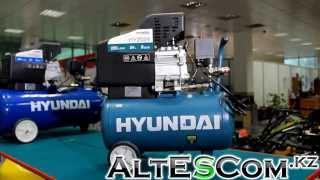 Компрессор Hyundai НY2024 смотреть