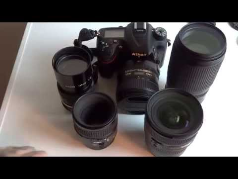 The Angry Photographer: My TOP 5 LENSES for packing around! Nikon Lens Secrets to save you $$