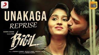Bigil - Unakaga Reprise Version | Thalapathy Vijay | Nayanthara | Fan Made