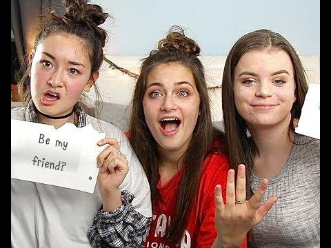 YAP Actress Friendship Challenge