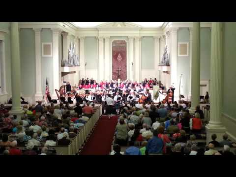 Highland Cathedral performed at Westminster Church, Oklahoma City