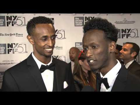 Faysal Ahmed Interview - Captain Phillips Premiere