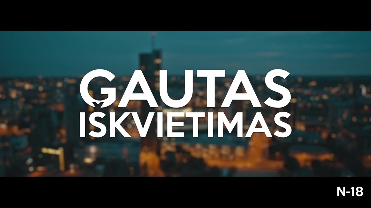 Gautas Iškvietimas - theatrical trailer