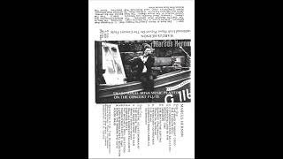 Marcus Hernon [ flute ] : Tim Moloney's / Christmas Eve