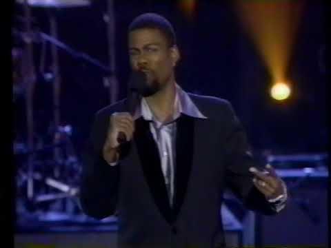 Chris Rock Hosting the 1996 Billboard Music Awards