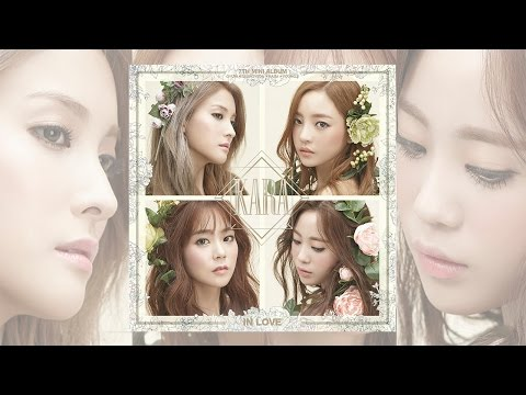 In Love  - 카라 (KARA); (Full Album) (HD Audio)