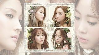 In Love  - 카라 (KARA); (Full Album) (HD Audio)