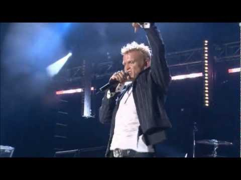 """Billy Idol - """"Dancing With Myself"""" (Super Overdrive Live 2009)"""