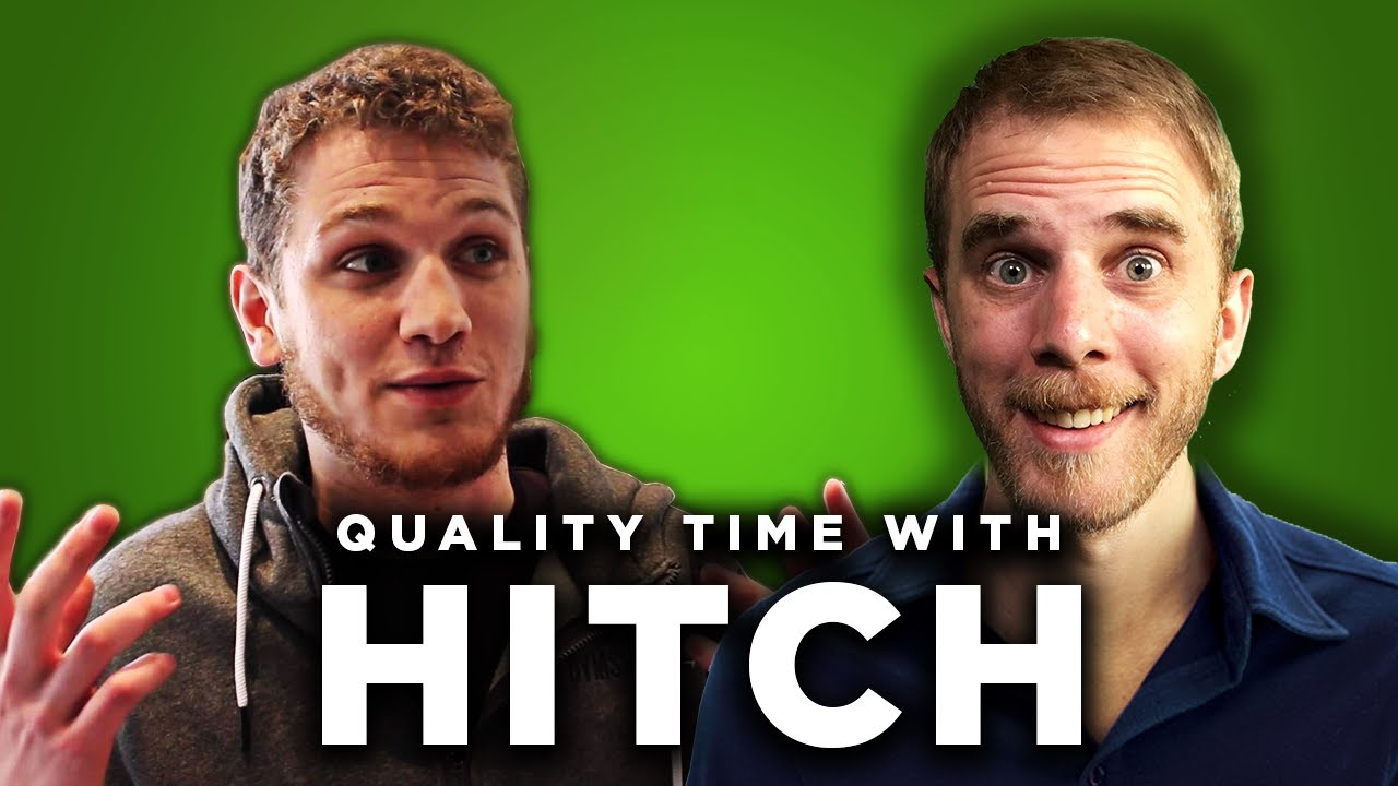 WE ARENu0027T THE SAME PERSON (Quality Time With Hutch   OpTic Hitch)
