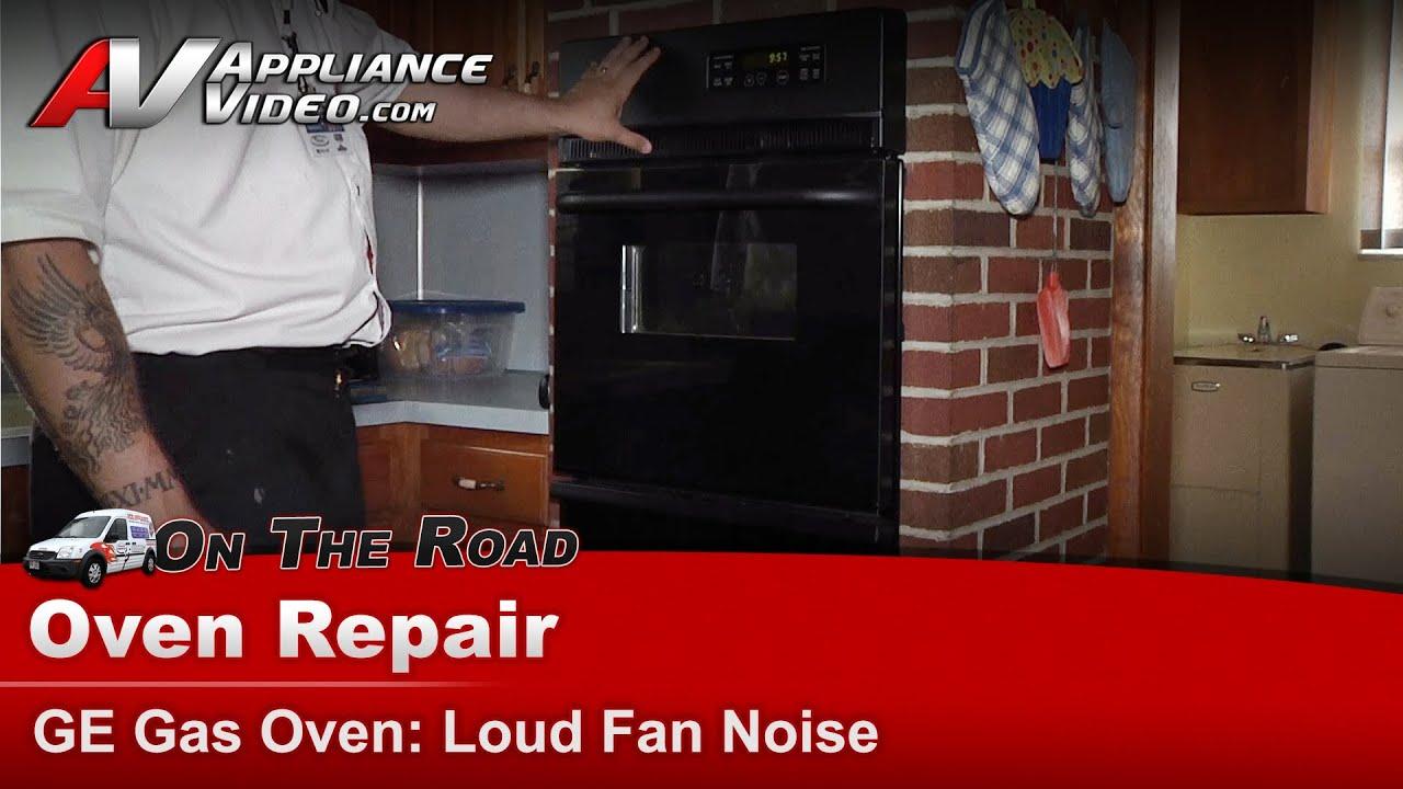 Oven blower / Exhaust motor - Loud fan noise - GE, Hotpint, RCA, General  Electric - JGRP20BEJ1BB
