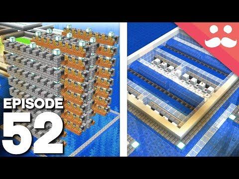 Hermitcraft 6: Episode 52 - More AUTOMATION!