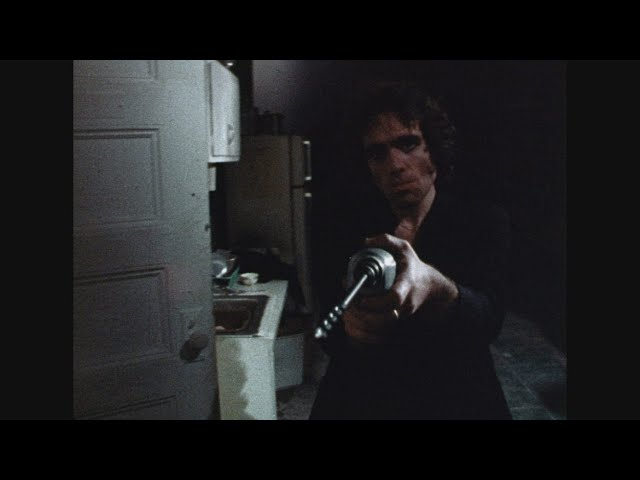 """The Driller Killer"" Free screening on Zoom"