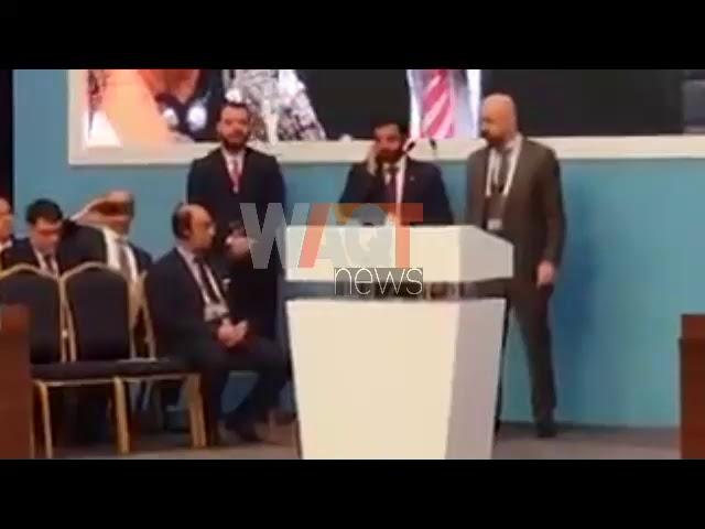 او آئی سی  اجلاس کا آغاز تلاوت قرآن پاک سے کیا گیا