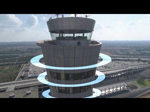 סרט תדמית למגדל הפיקוח החדש בנתב'ג | הילטופ - הפקת סרטי תדמית