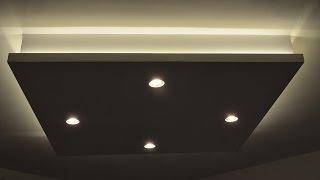 Fabriquer un coffre eclairage