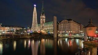 #773. Гамбург (Германия) (лучшие фото)(Самые красивые и большие города мира. Лучшие достопримечательности крупнейших мегаполисов. Великолепные..., 2014-07-03T04:20:44.000Z)