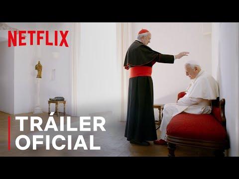 Los dos papas | Tráiler oficial | Netflix