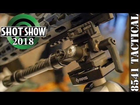 SHOT Show 2018 - Modular Evolution Bipod