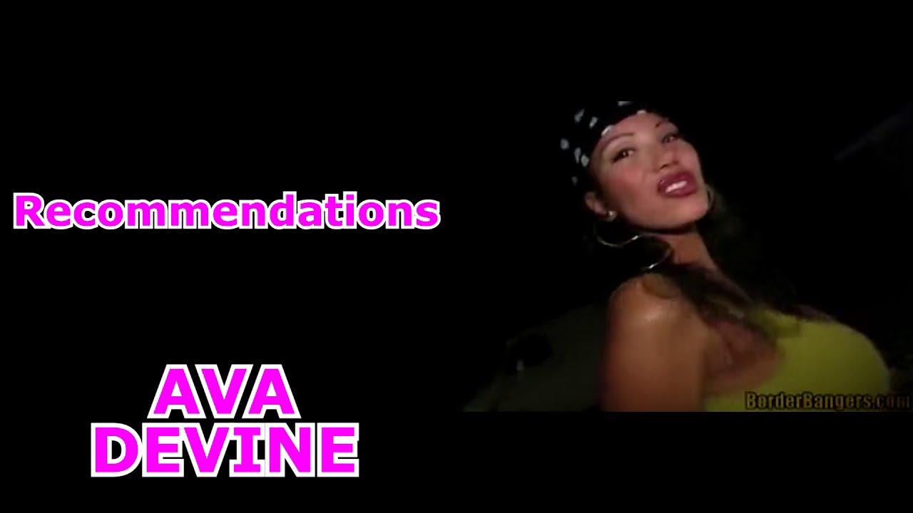 Ava Devine la actriz latina y asiática con la edad mÁs sexy │ ava