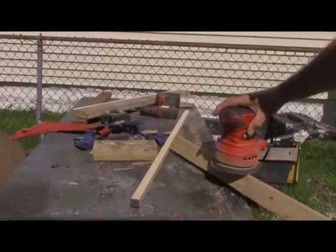 Hyper Tough Orbital Sander Open Box Walmart