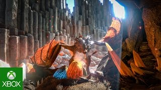 ARK: Scorched Earth Launch Trailer