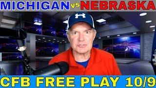 College Football Week 6 Picks and Predictions | Michigan vs Nebraska Big Ten Betting Preview