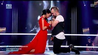 Andreea Olaru vs Radu Iaszberenyi (Where the Wild Roses Grow...