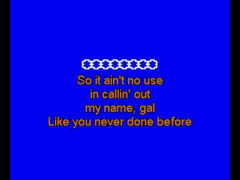 [karaoke \ instrumental] Bob Dylan - Don't Think Twice It's Alright