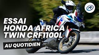 Essai Honda Africa Twin CRF1100L Adventure Sports (2020)
