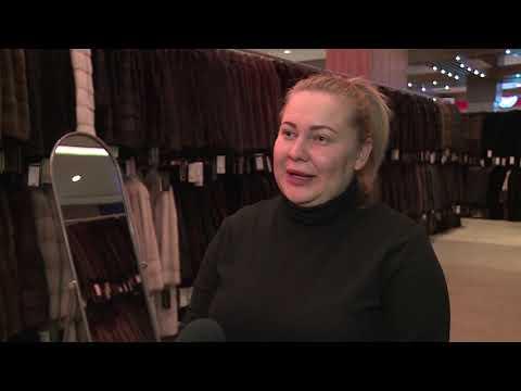 В Новом Уренгое открылась выставка продажа меховых изделий «Ангелина Сэм»
