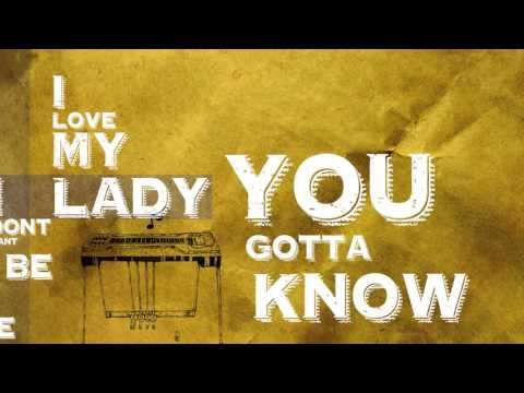 Sam Lyons - Golden (Official Lyric Video)