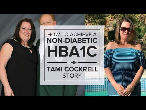 Reversing Type 2 Diabetes — Tami's A1c Improved from 7.1% to 5.3% — The Mastering Diabetes Program