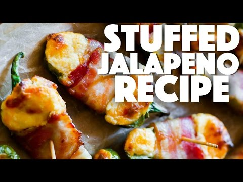 Easy Stuffed jalapenos poppers keto recipes low carb