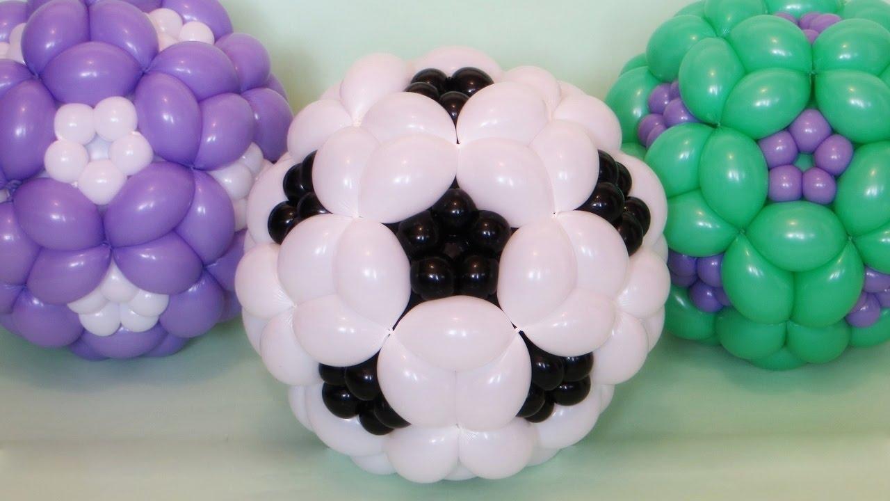 soccer ball of balloons subtitles youtube. Black Bedroom Furniture Sets. Home Design Ideas