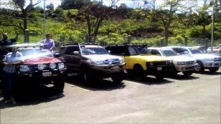 Recibiendo la colaboración de Team Mérida Expeditions para la gente de Guasdualito