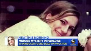 Police Search for Clues in Case of TV Producer Found Dead in Belize