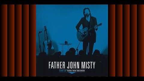 father john misty  everyman needs a companion live at third man records
